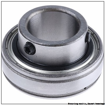 28.58 mm x 62 mm x 30 mm  SNR US206-18G2T20 Bearing units,Insert bearings