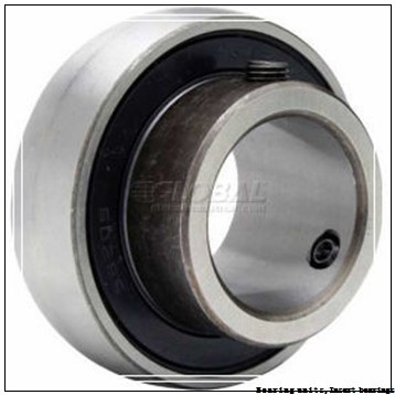 30 mm x 80 mm x 33 mm  SNR UK.307G2H Bearing units,Insert bearings