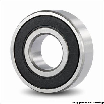 2 mm x 5 mm x 2 mm  skf W 618/2 XR Deep groove ball bearings
