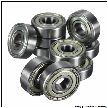 10 mm x 26 mm x 8 mm  skf 6000-2RSH Deep groove ball bearings