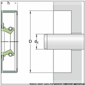 skf 25X52X10 HMSA10 V Radial shaft seals for general industrial applications