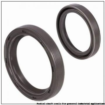 skf 43X60X8 CRW1 R Radial shaft seals for general industrial applications