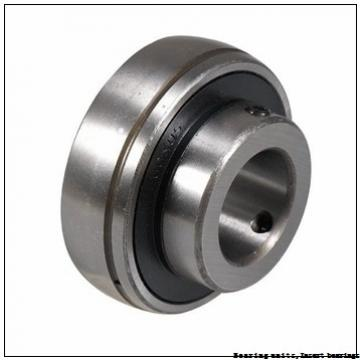 40 mm x 80 mm x 34 mm  SNR US.208.G2 Bearing units,Insert bearings
