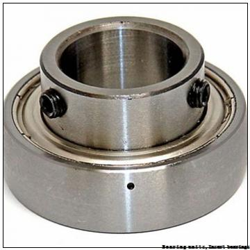 30.16 mm x 80 mm x 33 mm  SNR UK307G2H-19 Bearing units,Insert bearings
