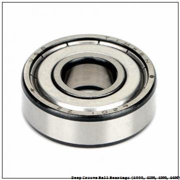 timken 6304-2RS-NR-C3 Deep Groove Ball Bearings (6000, 6200, 6300, 6400)