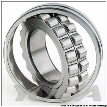 90 mm x 190 mm x 64 mm  SNR 22318.EAKW33 Double row spherical roller bearings