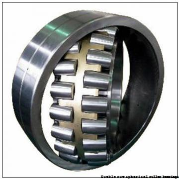90 mm x 190 mm x 64 mm  SNR 22318.EAKW33C4 Double row spherical roller bearings