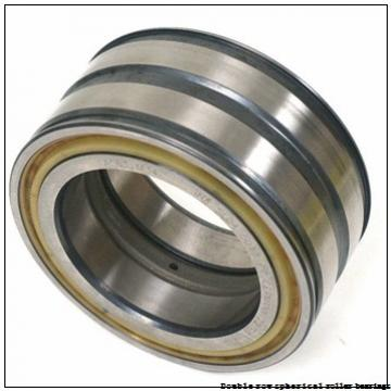 190 mm x 400 mm x 132 mm  SNR 22338.EMW33C3 Double row spherical roller bearings