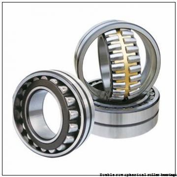 90 mm x 190 mm x 64 mm  SNR 22318.EAKW33C3 Double row spherical roller bearings