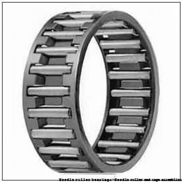 NTN K12X18X12 Needle roller bearings-Needle roller and cage assemblies