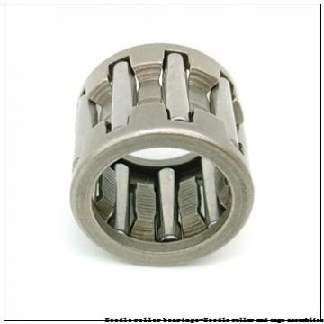 NTN K12X16X8 Needle roller bearings-Needle roller and cage assemblies