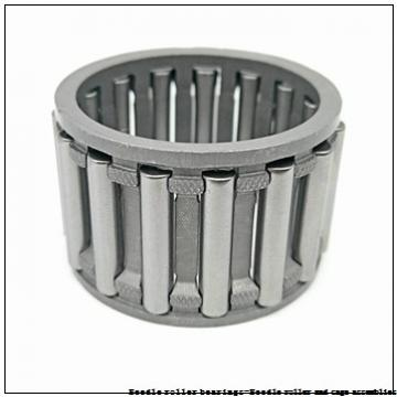 NTN K14X18X17 Needle roller bearings-Needle roller and cage assemblies