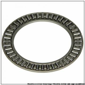 NTN K120X127X24 Needle roller bearings-Needle roller and cage assemblies