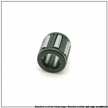 NTN K16X20X17S Needle roller bearings-Needle roller and cage assemblies