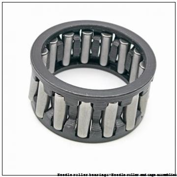 NTN K18X25X17 Needle roller bearings-Needle roller and cage assemblies