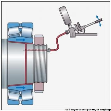 skf OKC 530 Oil injection systems,OK couplings