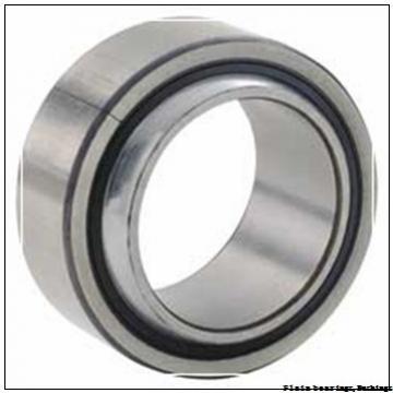 31.75 mm x 35,719 mm x 31,75 mm  skf PCZ 2020 E Plain bearings,Bushings