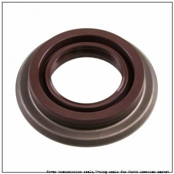skf 470801 Power transmission seals,V-ring seals for North American market