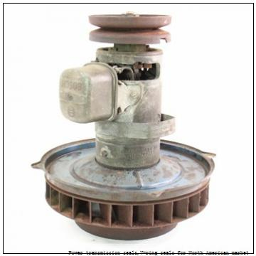 skf 409002 Power transmission seals,V-ring seals for North American market