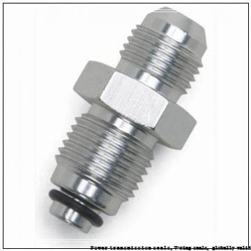 skf 1550 VE R Power transmission seals,V-ring seals, globally valid
