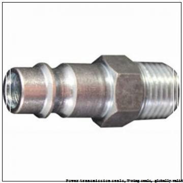 skf 45 VA R Power transmission seals,V-ring seals, globally valid