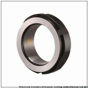 skf KMT 15 Precision lock nuts with axial locking screws,Precision lock nuts