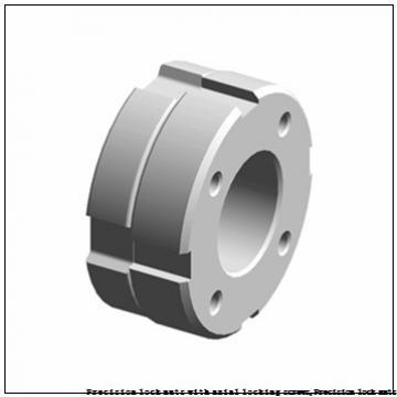 skf KMD 20 Precision lock nuts with axial locking screws,Precision lock nuts
