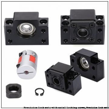skf KMT 10 Precision lock nuts with axial locking screws,Precision lock nuts