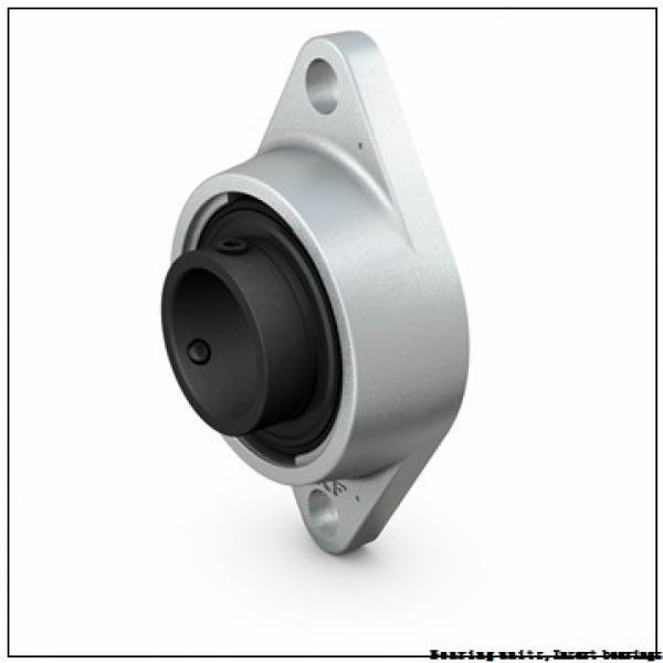 17 mm x 40 mm x 22 mm  SNR US203G2T20 Bearing units,Insert bearings #1 image