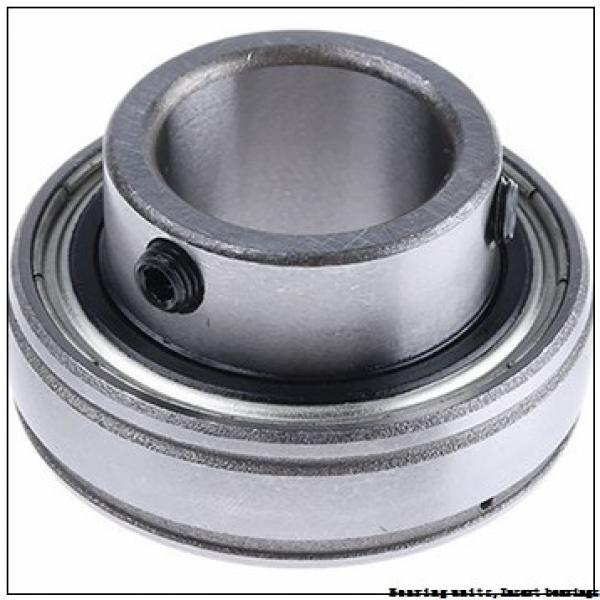 15 mm x 40 mm x 22 mm  SNR US.202.G2 Bearing units,Insert bearings #3 image