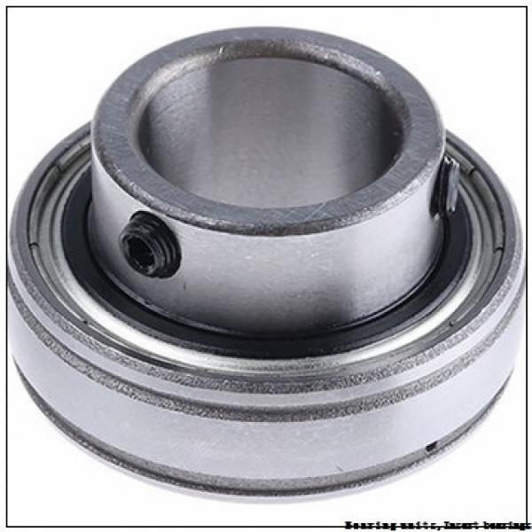55 mm x 100 mm x 45.3 mm  SNR US211G2T20 Bearing units,Insert bearings #1 image