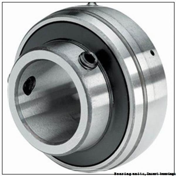 36.51 mm x 100 mm x 38 mm  SNR UK309G2H-23 Bearing units,Insert bearings #1 image