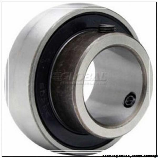 30 mm x 80 mm x 33 mm  SNR UK.307G2H Bearing units,Insert bearings #1 image