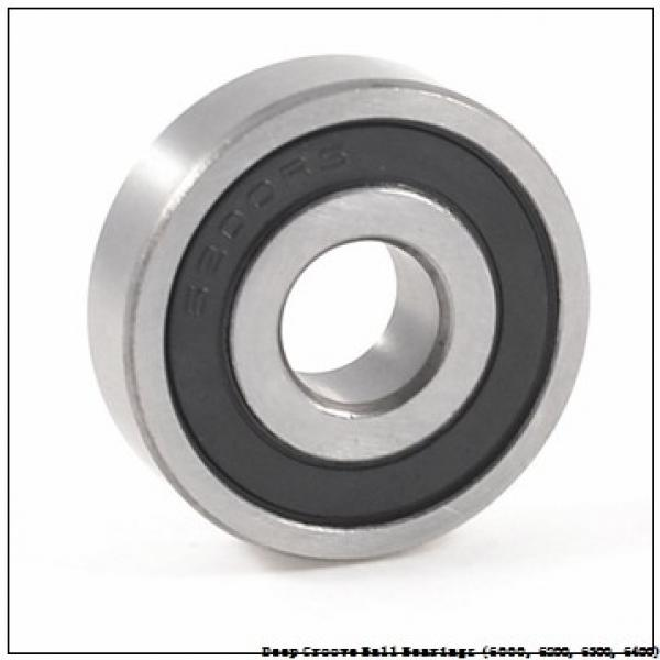 20 mm x 52 mm x 15 mm  timken 6304-RS-C3 Deep Groove Ball Bearings (6000, 6200, 6300, 6400) #2 image
