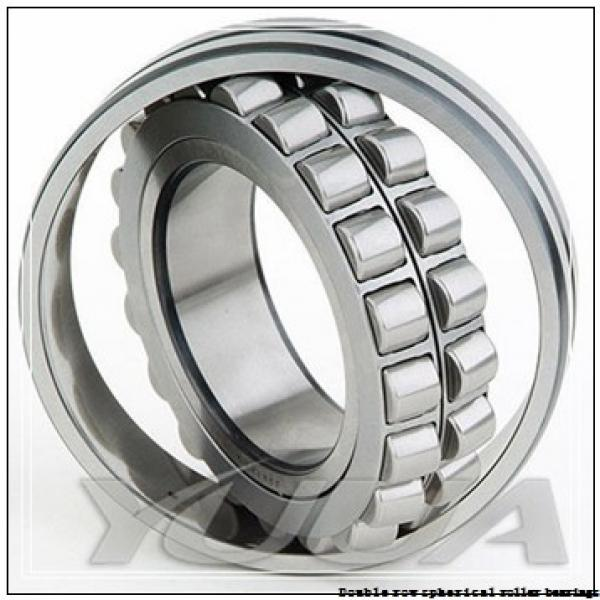 160 mm x 340 mm x 114 mm  SNR 22332EMKW33C4 Double row spherical roller bearings #1 image