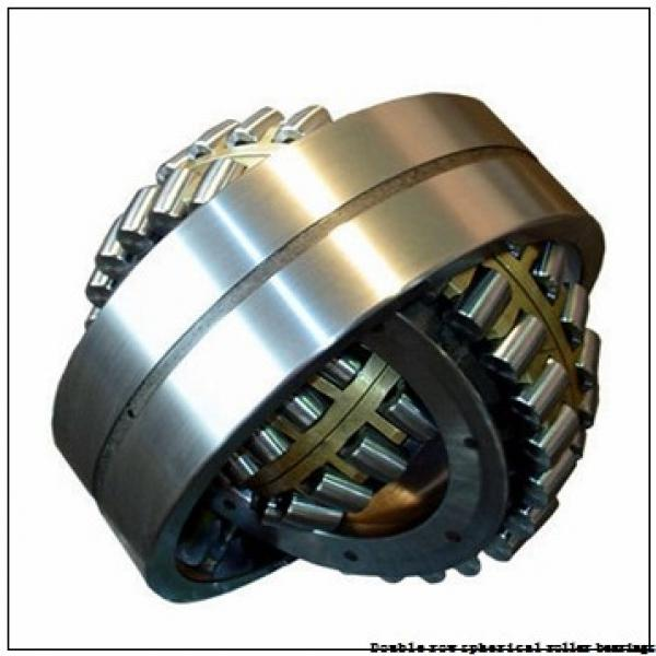 220 mm x 460 mm x 145 mm  SNR 22344EMKW33C4 Double row spherical roller bearings #2 image