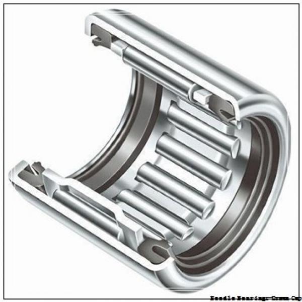 NPB SCE-57 Needle Bearings-Drawn Cup #3 image