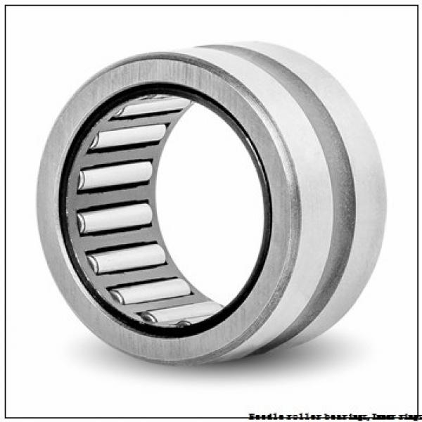 NTN RNA4909LL/3AS Needle roller bearing-without inner ring #3 image