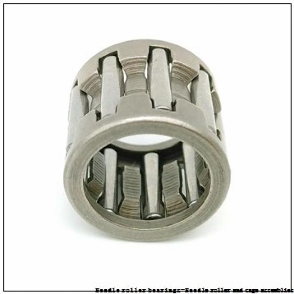 NTN K21X25X17 Needle roller bearings-Needle roller and cage assemblies #3 image