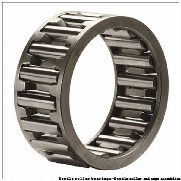 NTN 8Q-K34X46X51XZW Needle roller bearings-Needle roller and cage assemblies #2 image