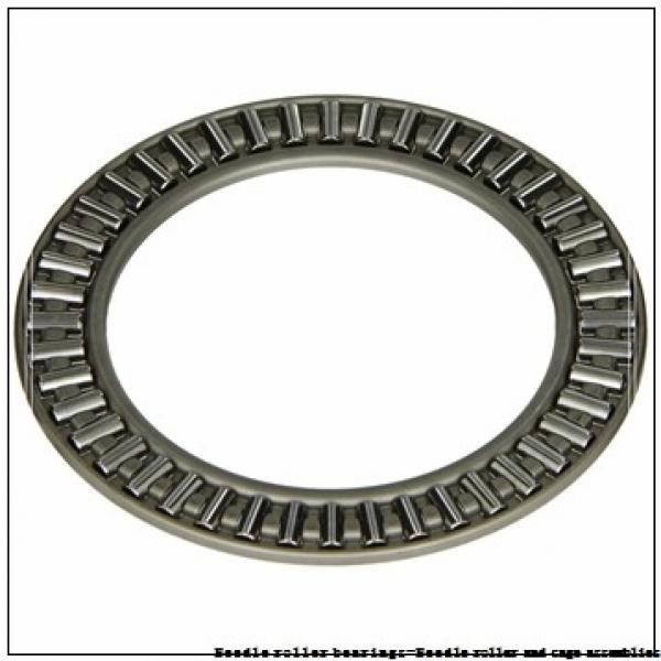NTN K28X33X27 Needle roller bearings-Needle roller and cage assemblies #2 image