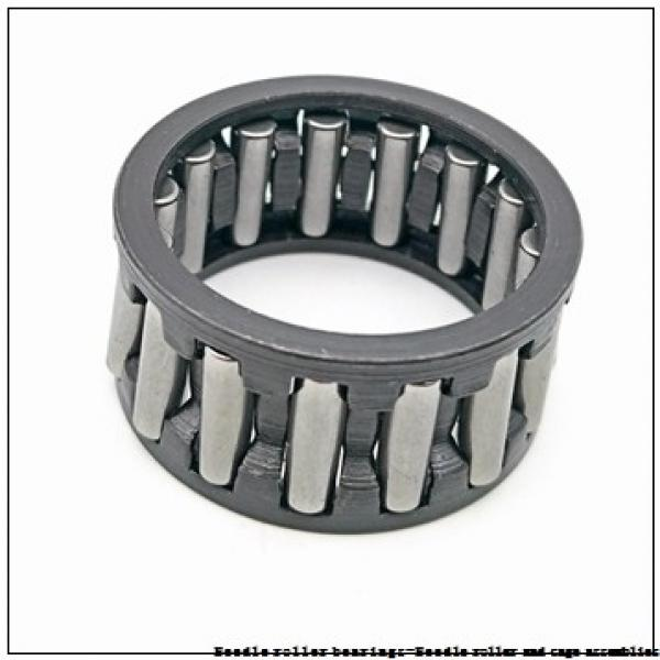 NTN K28X33X27 Needle roller bearings-Needle roller and cage assemblies #1 image
