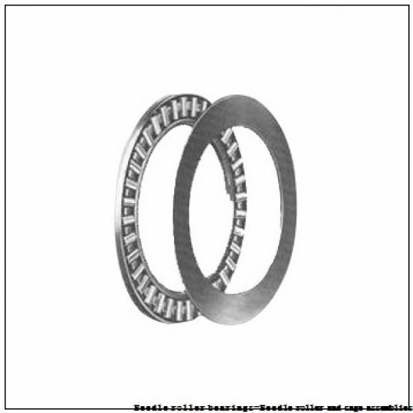 NTN K21X25X17 Needle roller bearings-Needle roller and cage assemblies #1 image