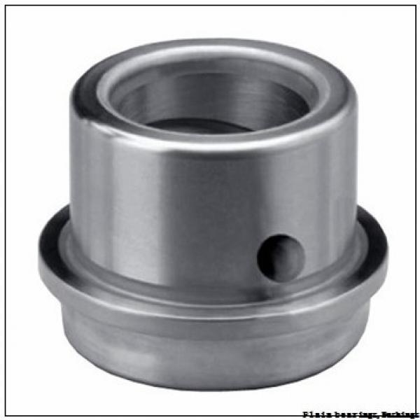 4,763 mm x 6,35 mm x 9,525 mm  skf PCZ 0306 E Plain bearings,Bushings #1 image
