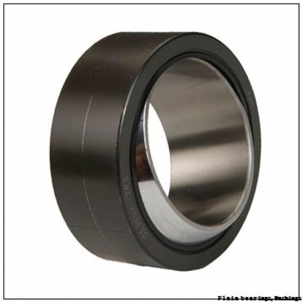105 mm x 125 mm x 80 mm  skf PBMF 10512580 M1G1 Plain bearings,Bushings #2 image