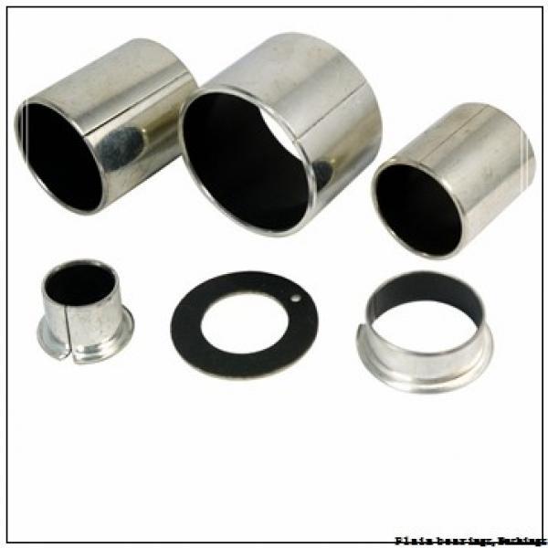 4,763 mm x 6,35 mm x 9,525 mm  skf PCZ 0306 E Plain bearings,Bushings #2 image