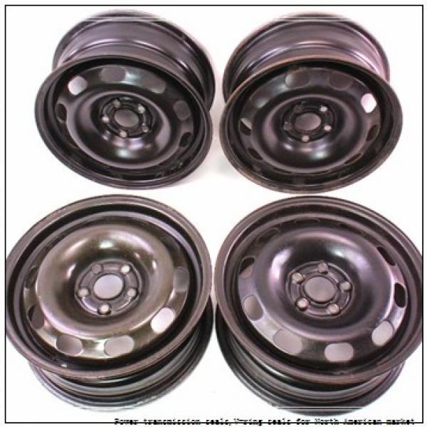 skf 470951 Power transmission seals,V-ring seals for North American market #1 image