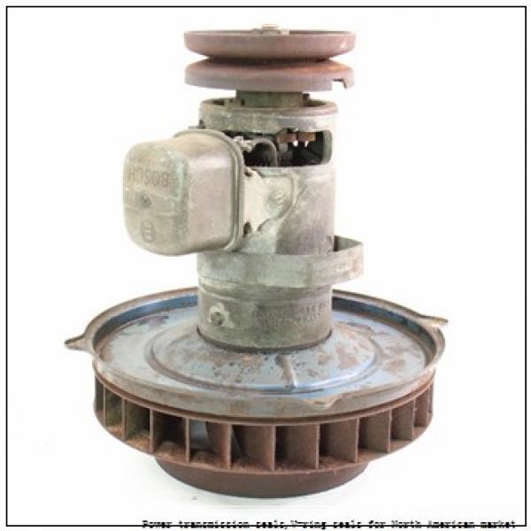 skf 471601 Power transmission seals,V-ring seals for North American market #2 image